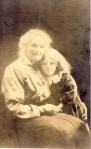 Granny and Lorna