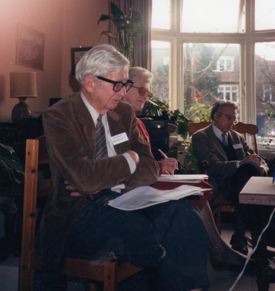 Rudi Peierls and Lorna Arnold